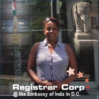 Photo taken at Registrar Corp by Registrar Corp on 8/26/2014