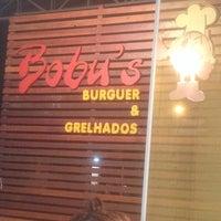 Photo taken at Bobu's Burguer & Grelhados by Renan F. on 12/2/2013