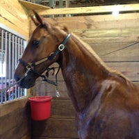 Photo taken at Creek Bend Stables by Cathy K. on 11/8/2013