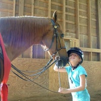 Photo taken at Creek Bend Stables by Cathy K. on 11/19/2013