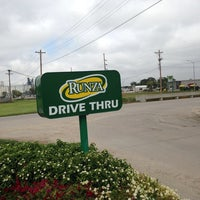 Photo taken at Runza by Cheryl P. on 9/18/2014