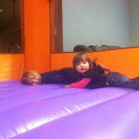 Photo taken at Schmidt's Bouncyland by Nick S. on 11/9/2013