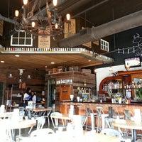 Photo taken at 8oz Burger Bar by Gary W. on 2/16/2013