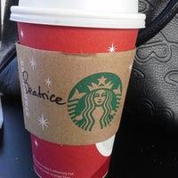 Photo taken at Starbucks by Bea B. on 12/2/2012