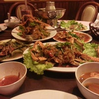 Photo taken at Rumah Thai Restaurant by Haniff J. on 2/5/2014