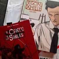 Foto tomada en Norma Comics Sabadell por Dani A. el 2/17/2014