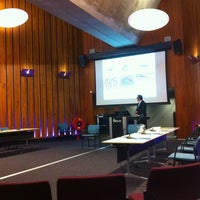 Photo taken at Aula Congress Centre by Jouke d. on 11/5/2012
