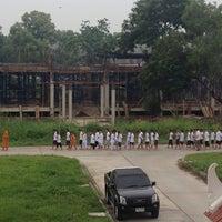 Photo taken at สำนักงานพระพุทธศาสนาแห่งชาติ by PUNChy 🍀 on 9/11/2014