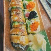 Foto tomada en Takei Sushi por esther el 6/10/2014