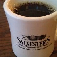 Photo taken at Sylvester's Restaurant And Bakery by Matt S. on 12/1/2012