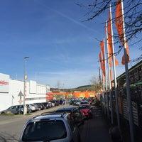 Photo taken at Globus Baumarkt Sankt Wendel by Dennis K. on 4/12/2015