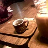 Photo taken at Tong Tji Tea House by Arga P. on 12/16/2013