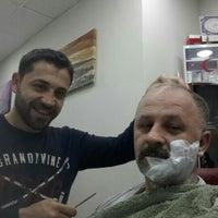 Photo taken at Büyük Yıldız Erkek Kuaförü by Taner T. on 4/16/2016