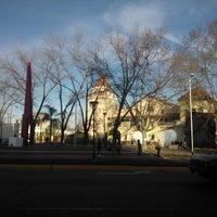 Photo taken at Museo Ferroviario Bonaerense de Avellaneda by Ayelén G. on 6/30/2014