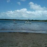 Photo taken at Lagoa do Carcará by Paula C. on 2/20/2014