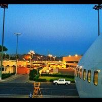 Photo taken at Prince Mohammad Bin Abdulaziz International Airport (MED) by Ann A. on 5/18/2013