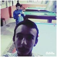 Photo taken at Makul Bilardo Salonu by Kerim . on 12/6/2014