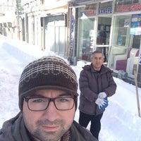 Photo taken at Alaçam Ipragaz Bayii by Salim Emre K. on 1/1/2016
