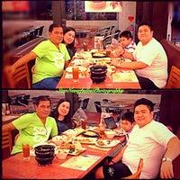 Photo taken at Max's Restaurant by starneverfades on 1/16/2013