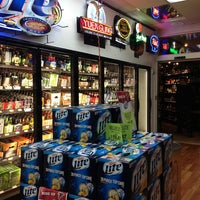 Photo taken at Green's Beverages by Patricia Kalmeijer, Realtor (. on 2/3/2013