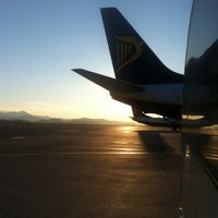 Photo taken at Orio al Serio International Airport (BGY) by Roberto S. on 3/15/2013