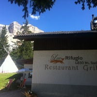 Photo taken at Rifugio Lée by Filippo P. on 7/31/2013