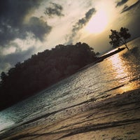 Photo taken at Krabi Sand Resort by Julia P. on 1/2/2014