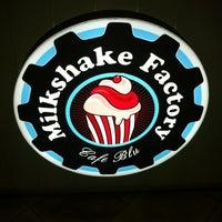 Photo taken at Milkshake Factory by Celine Y. on 9/18/2013