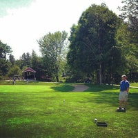 Photo taken at Wentworth Golf Club by Rich on 7/7/2014