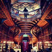 Photo taken at Livraria Lello by Gary M. on 6/8/2013