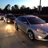 Photo taken at Freedom Car Wash by Brandon C. on 2/22/2014