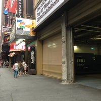 Photo taken at Discovery Times Square by Brian B. on 6/18/2013