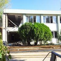 Photo taken at Turkiye Su Enstitusu (SUEN) by Adnan B. on 9/20/2014