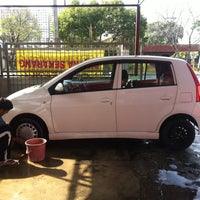 Photo taken at Enggang Car Wash by Shahrul H. on 12/15/2013