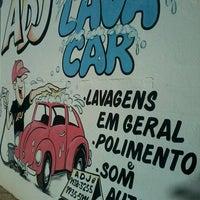 Photo taken at ADJ Lava Car by Aparecido O. on 12/5/2013