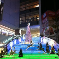 Photo taken at LeFRONT by Yoichiro H. on 12/8/2012