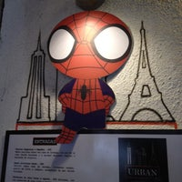 Photo taken at Urban Pizza by Vero A. on 8/16/2014