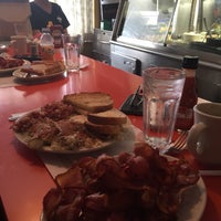 Photo taken at Fred's Diner by Julie M. on 6/15/2015