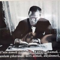 Photo taken at Soma Halk Kütüphanesi by Gökhan Y. on 8/4/2016