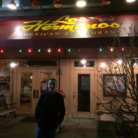Photo taken at Los Hermanos by Will M. on 11/22/2013