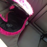 Photo taken at In a @Lyft Ride by Anamarie on 11/15/2013