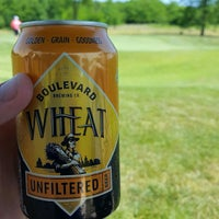 Photo taken at Tiffany Greens Golf Club by Nathan Z. on 6/13/2016