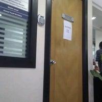 Photo taken at Bangunan KWSP by Bajonz J. on 11/16/2012