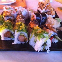 Photo taken at Kisaku Sushi by Kathryn on 5/16/2013
