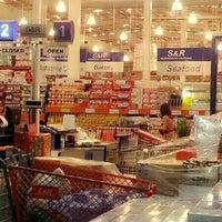 Photo taken at S&R Membership Shopping by Hazel B. on 4/28/2013