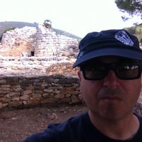 Photo taken at Nuraghe Palmavera by MARCO P. on 9/21/2014