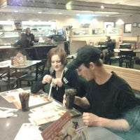 Photo taken at Denny's by Stephanie T. on 3/29/2014