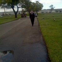 Photo taken at Forest Lawn Cemetery by Tom H. on 11/15/2012