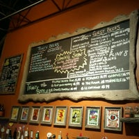 Photo taken at Trinity Brewing Company by michael k. on 1/21/2013