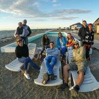 Photo taken at Пляж На Маяке by Denis L. on 9/19/2016